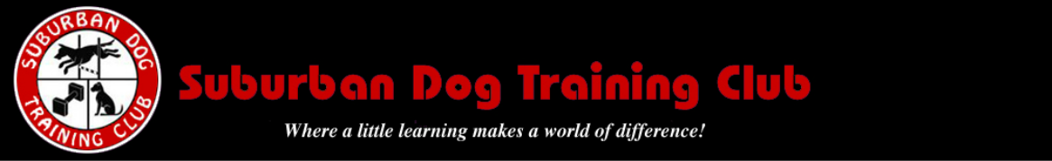 Suburban Dog Training Club